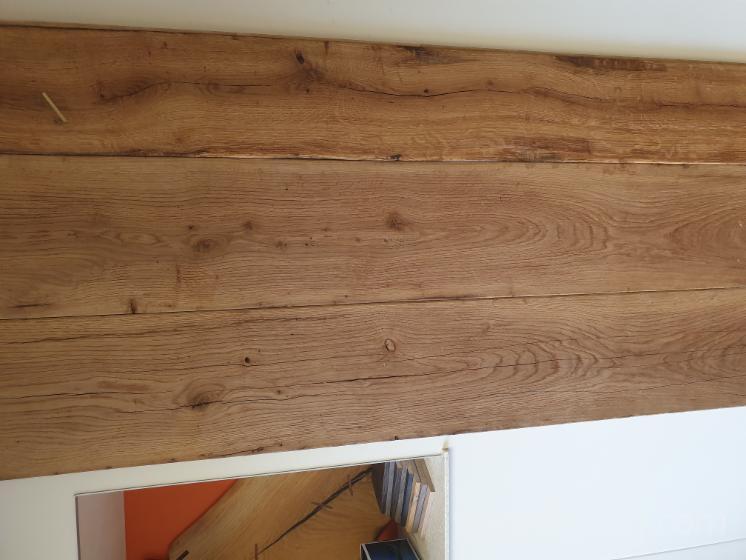 Alt Holz Parkett 170 Jahre