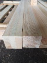 Pine Glued Windows Scantlings 84; 86 x 116 mm
