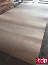 High Quality Keruing Flexible Plywood, 4 mm