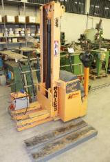 Woodworking Machinery Storage System - Used OMG Raniero Logos Electric Lifter (CE Norms), 2002