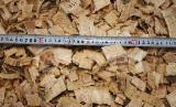 Mixed Wood Chips from Used Wood