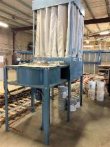 BELFAB Woodworking Machinery - Used Belfab NBM2-10 OP Dust Extraction Facility, 2013