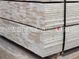 Spruce Bed Slats, Solid Wood S4S (PAR), 17-22 mm