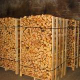 KD Beech/Birch/Oak Firewood on Pallets, FSC, 2000 m3/spot