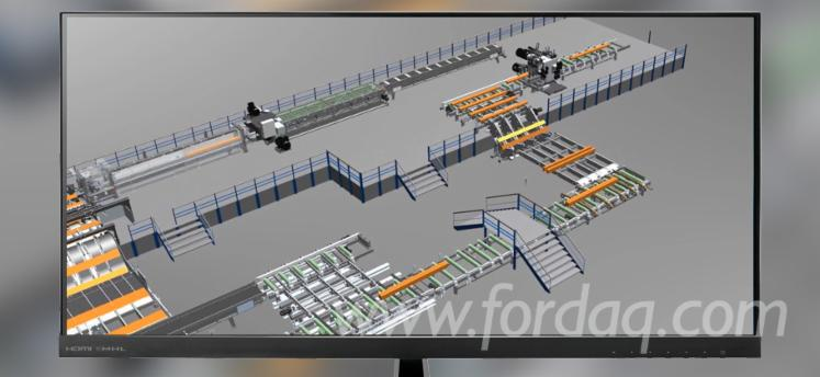 3D Virtual Commissioning