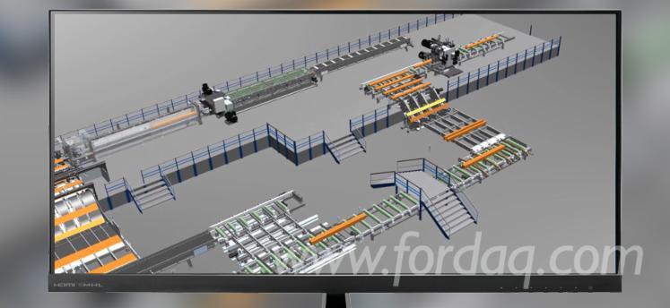 Mise en service virtuelle 3D