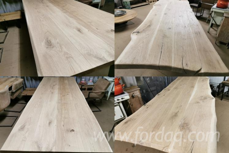 Contemporary Oak Dining Tables