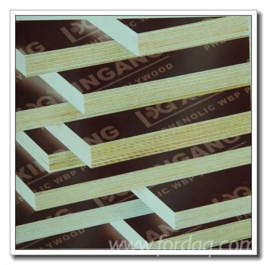 Vender Contraplacado Filmado (filme Marrom) 7 - 40 mm