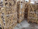 Finden Sie Holzlieferanten auf Fordaq - ALLEGRETTO S.A. - Birke, Hain- Und Weissbuche, Eiche Brennholz Gespalten