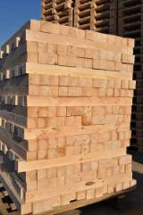 Embalagens de madeira Abeto Siberiano Forno Seco (KD) À Venda