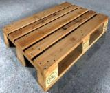 Euro Pallet - Epal Pallets And Packaging - New/Used Pine Epal - Euro Pallets, 800x1200 mm