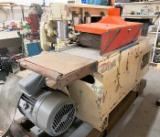 NORTHTECH Woodworking Machinery - Used Northtech GRS-300 Gang Rip Saw (Roller/Slat Feed), 2003