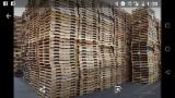 New/Used Pine Pallets, 400-4000 mm