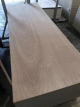 2.5 - 4 mm Okoume Sapele Oak Veneer Plywood Door Skin for Doors