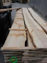 Fresh Sawn Brown/White Ash Loose, 25-80 mm