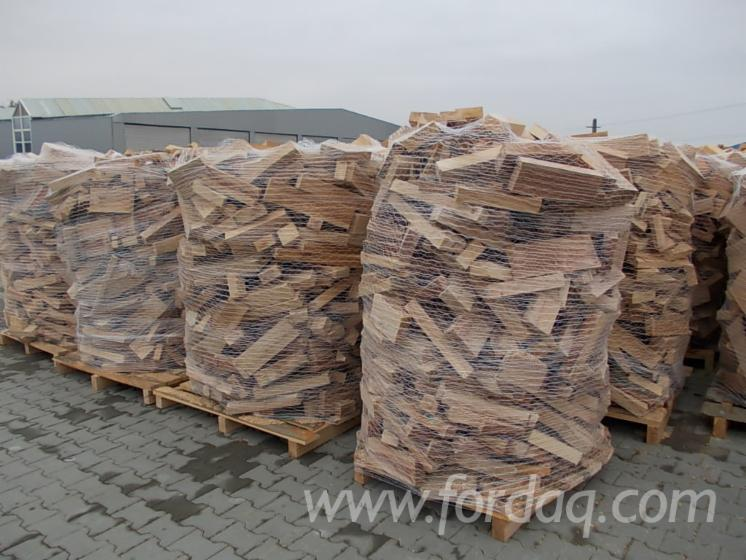 Beech Cleaved Firewood, 10 cm