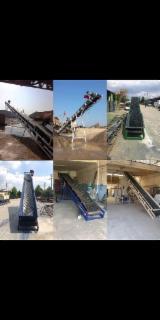 Belt Conveyor - New Yavuz Makina Belt Conveyor, 2019