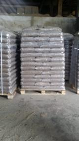 A2 Pine Wood Pellets, 6 mm