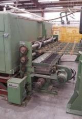 Fisher + Rückle Woodworking Machinery - Used Fisher + Rückle FL-728 Veneer Splicer (VE-280275)