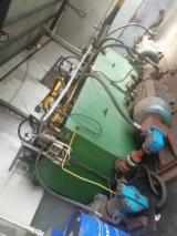 Used Shanghai 18 & 22-Layers MDF Production Line, 2012