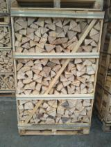KD White Ash Firewood (Not Cleaved), 25 cm