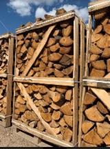 AD Oak Cleaved Firewood, 30 cm