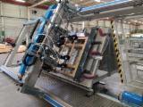 Woodworking Machinery - Rimac Nailing machine with Robot - stacker