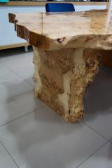 Poplar Table Tops, 60x600+ mm