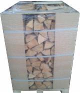 KD Beech Cleaved Firewood, FSC, 6-16 cm