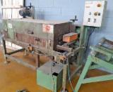 ISVE Woodworking Machinery - Used ISVE Spraymatic 250-100 Impregnation Machine, 2005