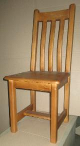 Pine Dining Chairs, 42-45 mm
