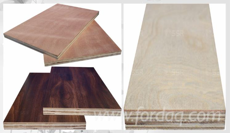 Birch-Poplar-Bintangor-Veneer-Faced-Plywood