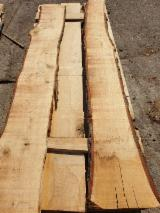KD German White Oak Lumber, Grade ABC, 27x180+ mm