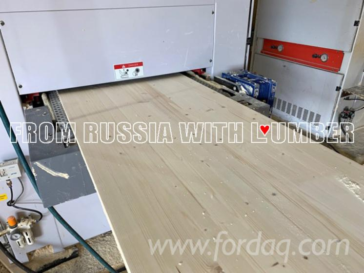 Panele Z Litego Drewna, Sosna Nadmorska , Świerk - Whitewood
