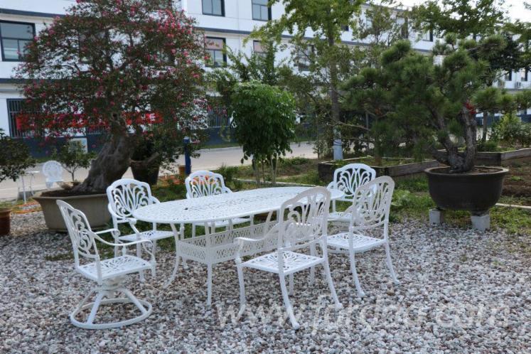 Vender Mesas De Jardim Tradicional Outros Materiais Alumínio China