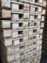New Pine Pallets, 1000x1200 mm
