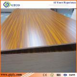 Melamine Laminated Natural Plywood, 2.7+ mm