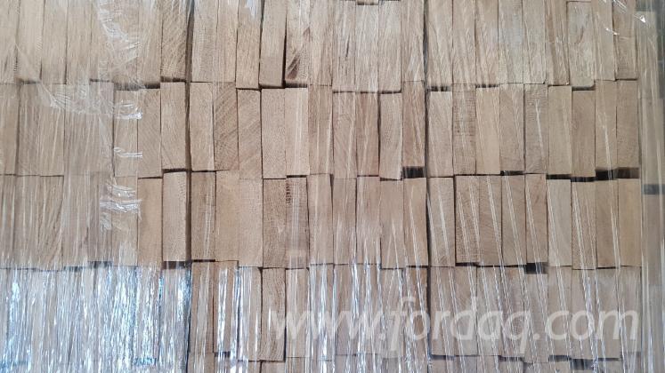 KD Oak Strips, 300-2500 mm