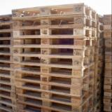 New/Used Pine/Spruce Euro Pallets with Certificate