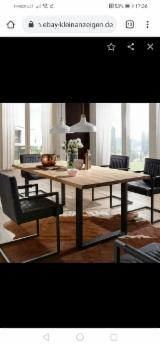 Find best timber supplies on Fordaq - Tez  - Beech/Oak Dining Table For Sale