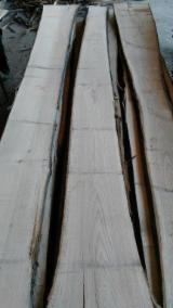 Unedged Red Oak Lumber, ABC, 20-60 mm
