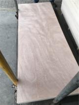 Okoumé Veneered Plywood Door Skin Panels