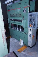Italpresse Woodworking Machinery - Used Italpresse GL/120-P Forming & Embossing Press, 1993
