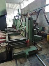 Woodworking Machinery - Used Primultini CFD Log Band Saw Vertical, 1994