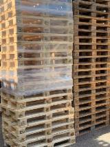 Finden Sie Holzlieferanten auf Fordaq - Benwood Begher Ionel Beniamin - Europalette, Wiederaufbereitet - Gebraucht, In Guten Zustand