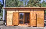 Chestnut Garden Log Cabin - Sheds