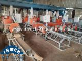 New Automatical Wood Sawdust Blocks Production Line