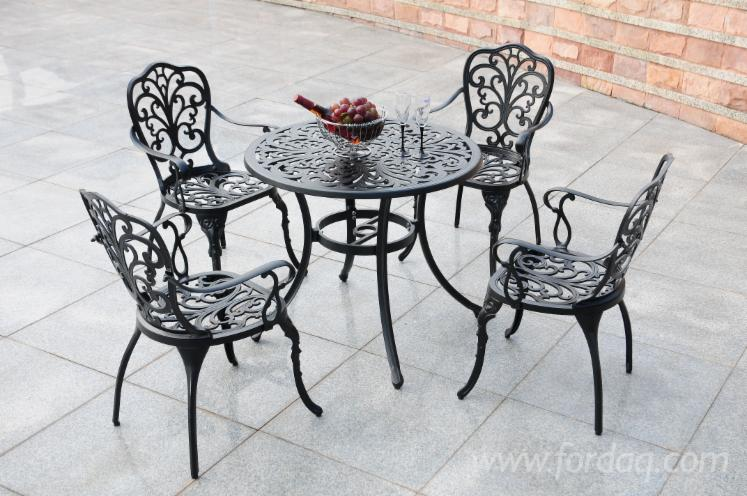 Five-Pieces-Cast-Aluminum-Outdoor-Dining