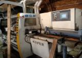 Planing Line - Used Kuper 2009 Planing Line For Sale Latvia
