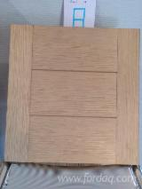 Oak Wood Components - Oak Kitchen Doors France